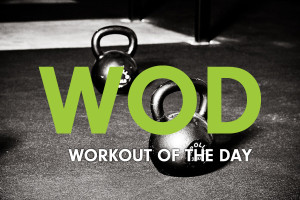 Workout Of The Day – No 12